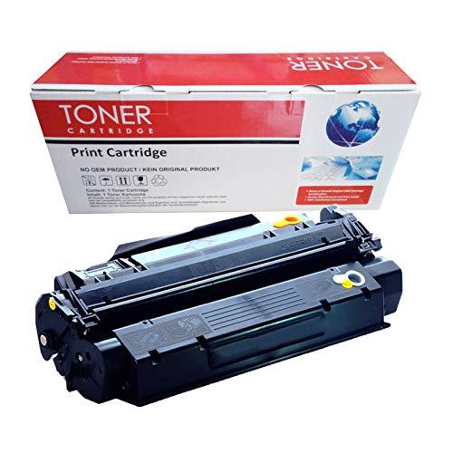 Q2624A - Cartucho de tóner compatible con impresoras HP 24A Laserjet 1150 1150n, 2500 páginas, 1 paquete, color negro