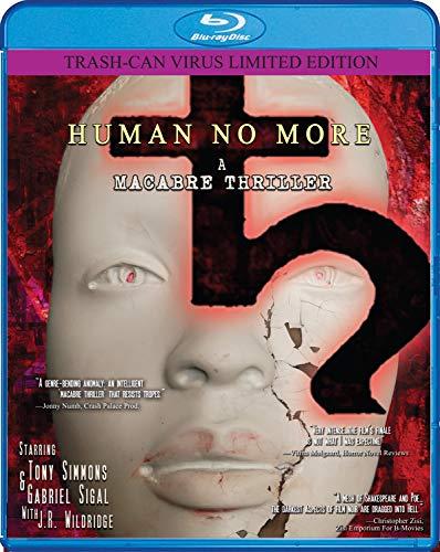 Human No More: Trash-Can Virus Limited Edition [Blu-ray]