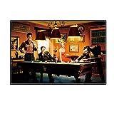 Ignite Wander Poster und Drucke Klassischer Film Elvis