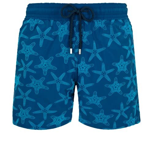 VILEBREQUIN Men Swimwear Starfish Dance, Goa, L