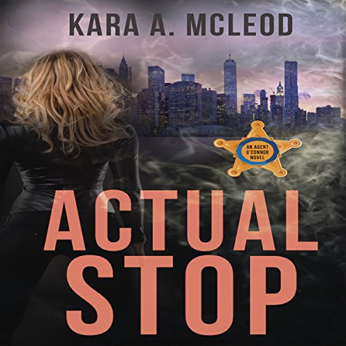 Actual Stop audiobook cover art