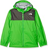 The North Face 2U3T Chaqueta Impermeable, Niños, Verde (Classic Green), S