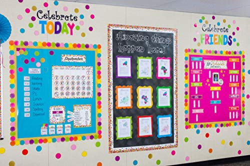 "Teacher Created Resources Multi Bright Stitch 7"" Fun Font Letters Photo #4"