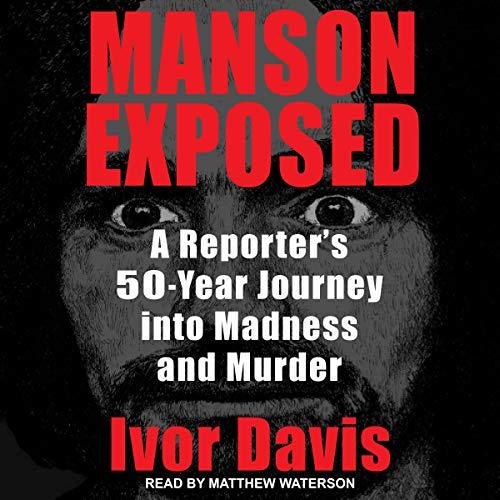 Page de couverture de Manson Exposed