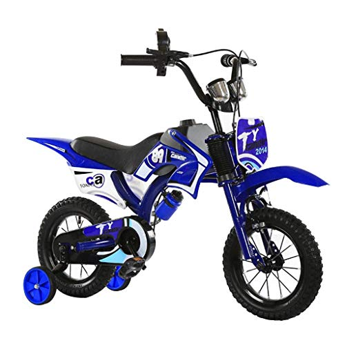Best Deals! Children's Bicycle Off-Road Vehicle Mountain Bike Color red, Blue, 16-inch Children's Bi...