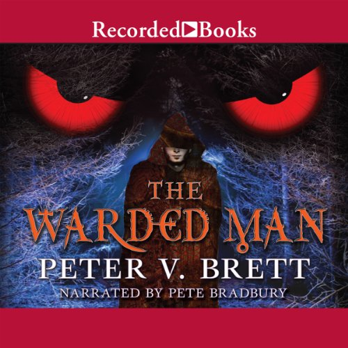 The Warded Man                   By:                                                                                                                                 Peter V. Brett                               Narrated by:                                                                                                                                 Pete Bradbury                      Length: 18 hrs and 10 mins     9,181 ratings     Overall 4.5