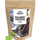 ALPENPOWER | BIO WHEY Protein Vanille | Ohne Zusatzstoffe | 100% natürliche Zutaten | Bio-Milch aus Bayern...