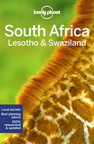 Lonely Planet South Africa, Lesotho & Swaziland (Travel Guide) [Idioma Inglés]