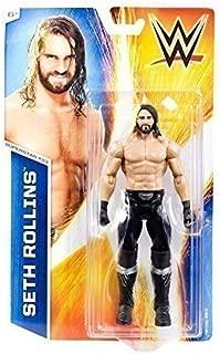 WWE Seth Rollins Curb Stomp Basic Series 50 Nxt Figure Wrestling Mattel WWF