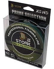 Stork HDx8, 8-Hilo Trenzado Pesca Premium 300m