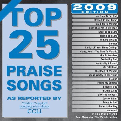 Days Of Elijah (Top 25 Praise Songs 2009 Album Version)