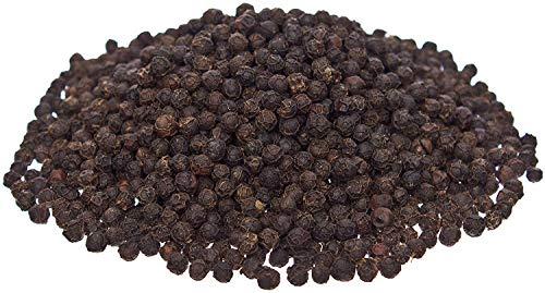 KHLA - Zwarte Kampot peper Premium IGP - 1kg - peperkorrels - verkregen uit biologische landbouw