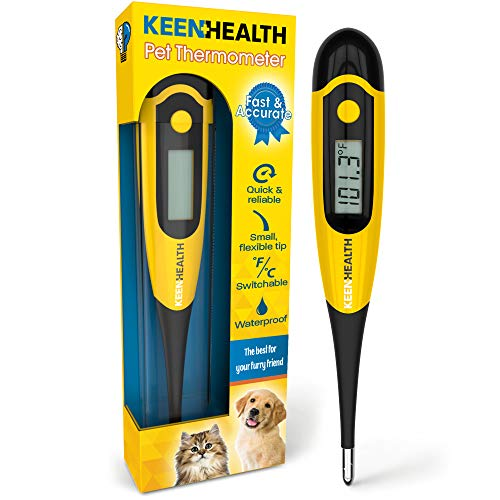 Keenhealth Digital Pet Thermometer