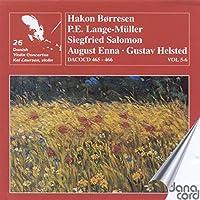 Danish Violin Concertos V3