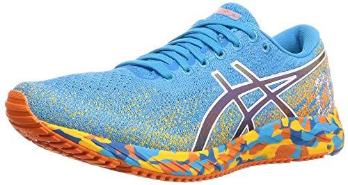 Asics Gel-DS Trainer 26, Road Running Shoe Hombre, Digital Aqua/Marigold Orange, 44.5 EU