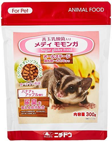 ニチドウ 善玉乳酸菌入り メディ モモンガ 300グラム (x 1)