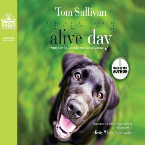 Alive Day audiobook cover art