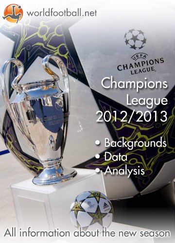 Soccer Champions League 2012/2013 (English Edition)