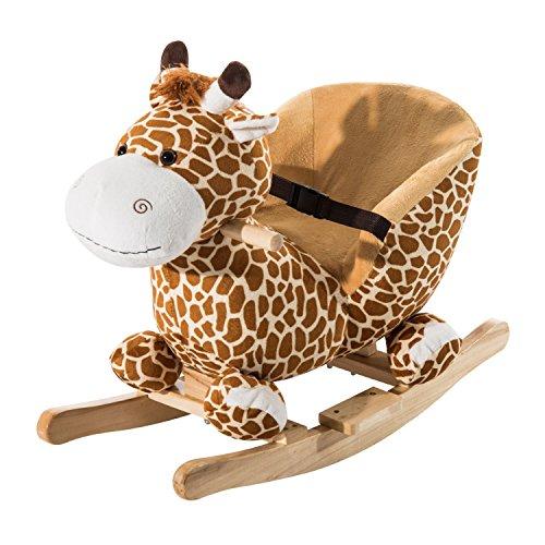 Product Image of the Qaba Plush Giraffe