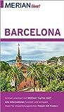 MERIAN live! Reiseführer Barcelona: Mit Extra-Karte zum Herausnehmen (German Edition)