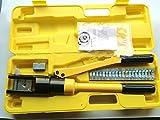 mabelstar hidráulico crimpadora hidráulico crimpadora alicates yqk-300Range10–300mm² para al/CU Conductor CE demostrado