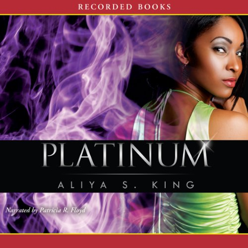 Platinum audiobook cover art