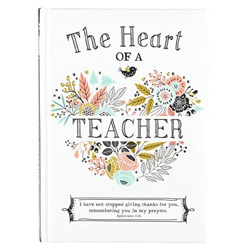 The Heart of a Teacher Gift Book