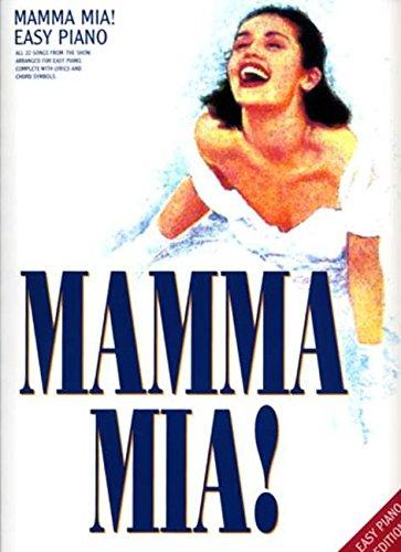 MAMMA MIA! - EASY PIANO EDITION PIANO, VOIX, GUITARE