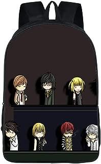 Gumstyle Death Note Anime Backpack Shoulder School Bag for Children 1