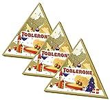 Calendrier de l'Avent Toblerone, lot de 3 (3 x 200g)