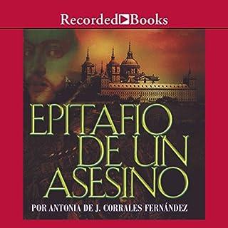 Epitafio de un asesino [An Assassin's Epitaph (Texto Completo)] audiobook cover art