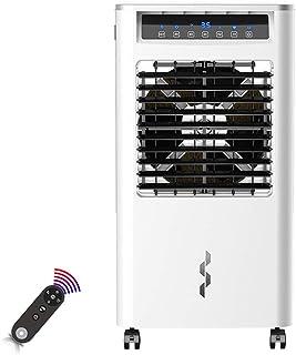 Refrigerador De Aire PortáTil Aire Acondicionado Ventilador del Enfriador Control Remoto para La Industria DoméStica Y Comercial • Tanque De Agua De 10 litros • 80 W