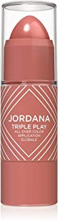 JORDANA Triple Play All Over Color - Pink Nectar