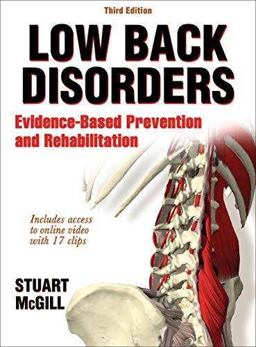 Low Back Disorders: Evidence-Based Prevention and Rehabilitation (English Edition)