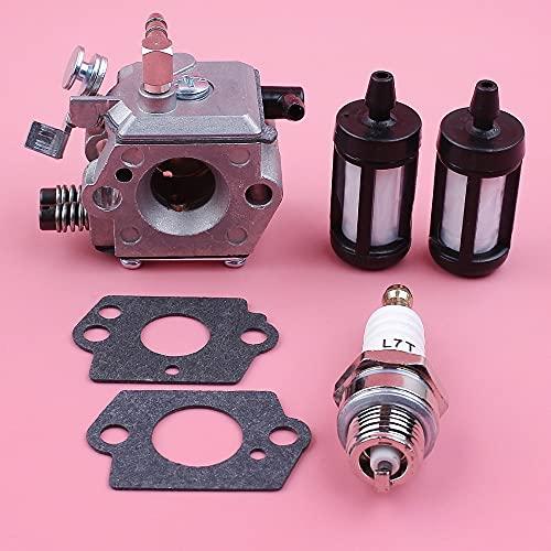 Carburador, junta de carburador, filtro de combustible, bujía, kit completo, piezas de primera clase para Stihl 028 028AV 028, súper herramienta de motosierra, repuesto, pieza de repuesto