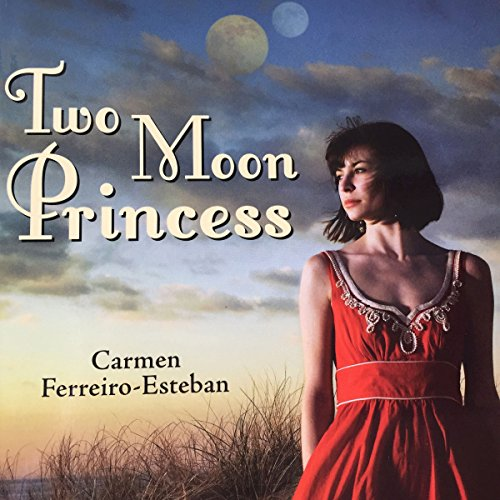 Two Moon Princess audiobook cover art