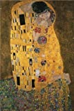 The Kiss Gustav Klimt Art 61x91.5cm Poster