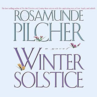 Winter Solstice                   By:                                                                                                                                 Rosamunde Pilcher                               Narrated by:                                                                                                                                 Lynn Redgrave                      Length: 5 hrs and 55 mins     146 ratings     Overall 4.4