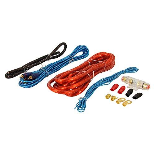 extreme Sound Explosion - Juego de Cables para Amplificador (25 mm²)
