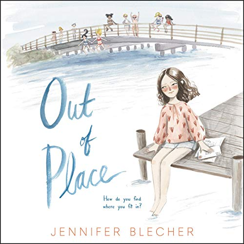 Out of Place audiobook cover art