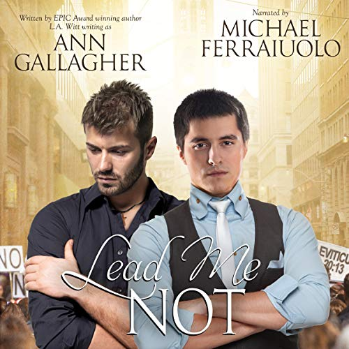 Lead Me Not audiobook cover art