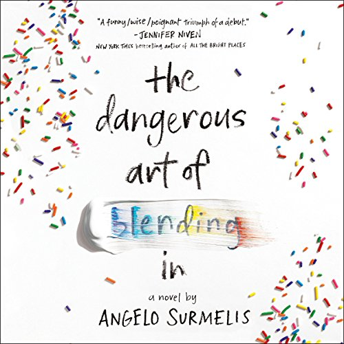 The Dangerous Art of Blending In cover art