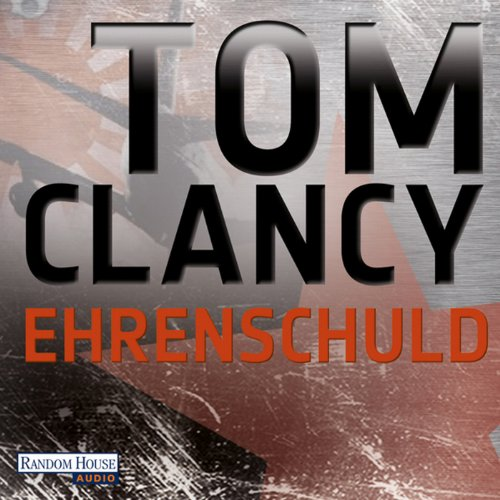 Ehrenschuld audiobook cover art