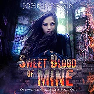 Sweet Blood of Mine audiobook cover art