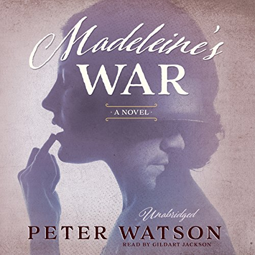 Madeleine's War audiobook cover art