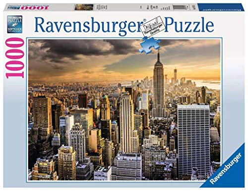 Ravensburger 197125 Puzzel Grand New York - Legpuzzel - 1000 Stukjes