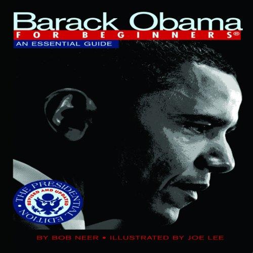 Barack Obama for Beginners audiobook cover art