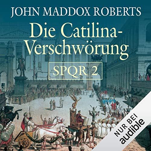 Die Catilina Verschwörung Titelbild