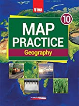 Viva Map Practice, Geography, Book 10