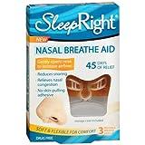 SleepRight Nasal Breathe Aid 3 ea
